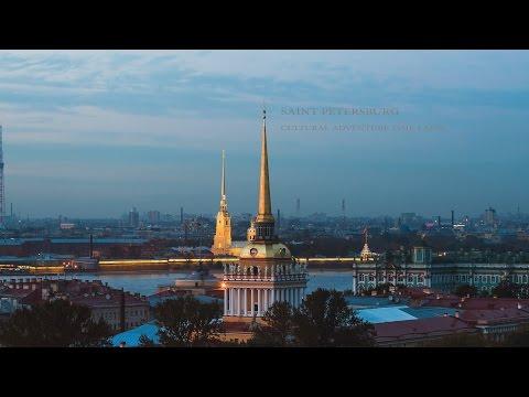 Санкт-Петербург - Time-lapse & Hyperlapse