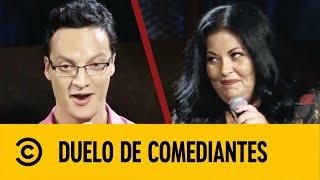 Kike Vázquez VS Gloria Rodríguez | Duelo De Comediantes | Comedy Central LA