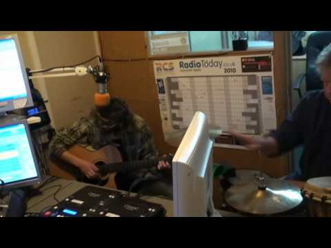 That's finally the first bit of our radio performance. Lyndon and myself were invited to play on a sunday evening program on a local area (around Swansea). It was great fun!!!!! My first...