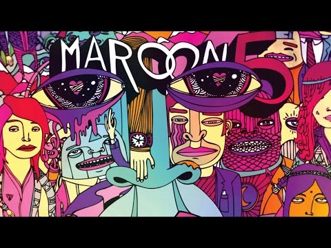 Maroon 5- Wasted Years (Studio version) HD