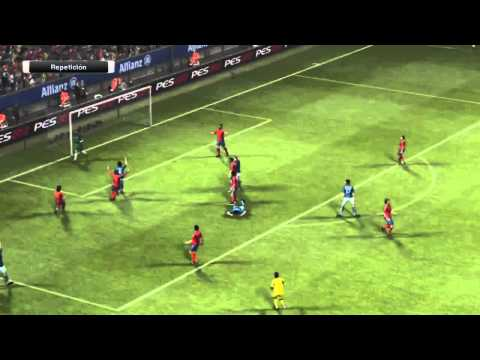 FINAL EURO 2012 : España vs Italia All goals Highlights 2012 Spain vs Italy 2012 Euro Pes xbox 360