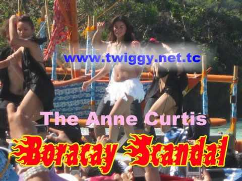 Anne Curtis On Boracay Scandal 2010