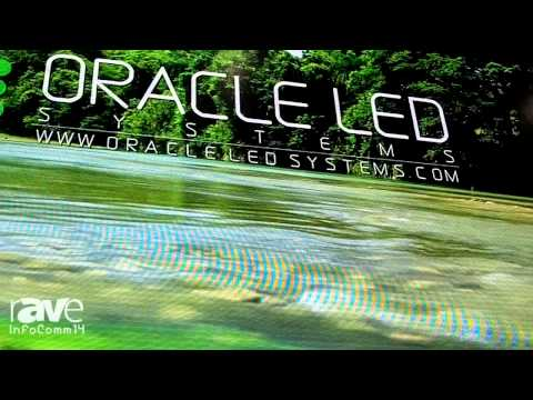 InfoComm 2014: Oracle LED Systems Displays Black Widow 5.7mm and Micro 3.7mm LED Display