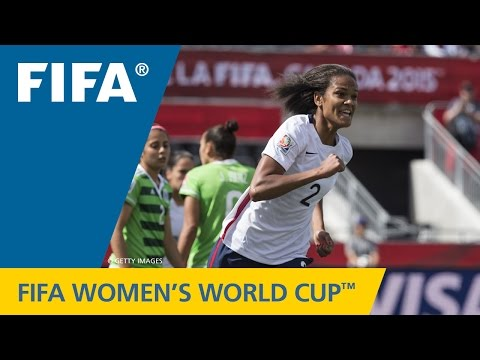 HIGHLIGHTS: Mexico v. France - FIFA Women's World Cup 2015