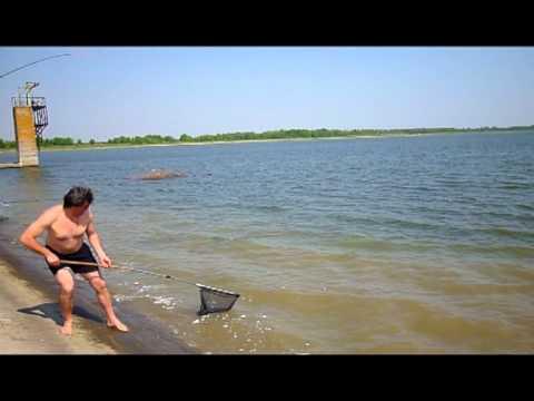 рыбалка в судаке с пирса