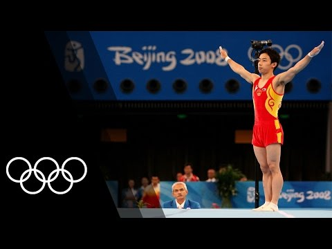 Top 3 Chinese athletes at the Olympic Games