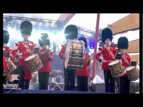 Diamond Jubilee Concert BBC News
