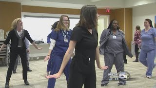 "What's Working: ""Dr. Fun"" Bringing Fun Dances to Young Patients"