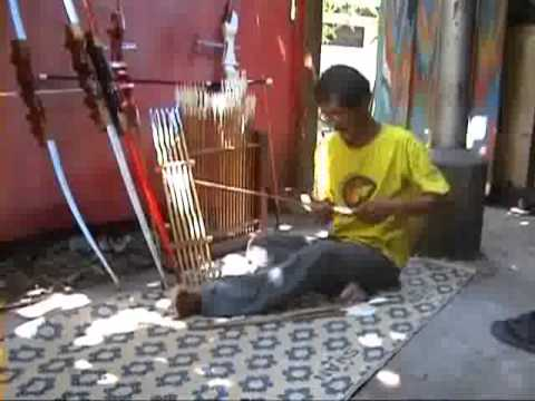 Busur Panah Tradisional Busur Panah Tradisional 2