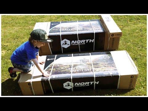 Let's Build a Trampoline! (NORTH Challenger)