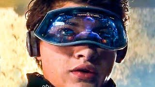 READY PLAYER ONE Trailer # 2