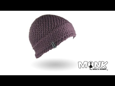 Watch Häkelanleitung Monk - Bosnian crochet Beanie