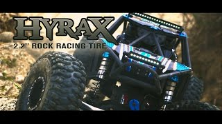 "Pro-Line Hyrax 2.2"" Rock Racing Tire"