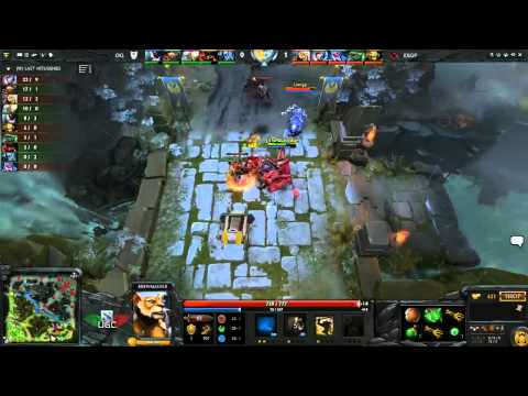 EXGamesPro vs Ophion Gaming UGC North America Iron Game 1 - Casted by Cptn.Canuck