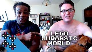 LEGO Jurassic World with Greg Miller of Kinda Funny — UpUpDownDown Plays