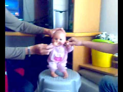 Naked Doll Dancing - Funniest Video Ever video