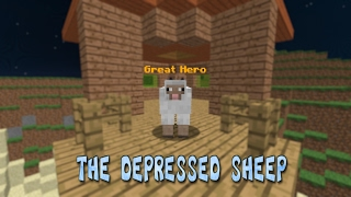 The Depressed Sheep - Trailer (60mm)