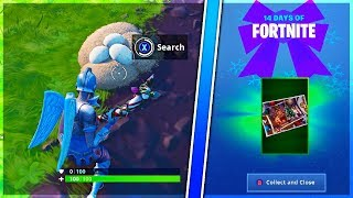 Fortnite Battle Royale All Goose Nest Locations Guide 14 Days Of