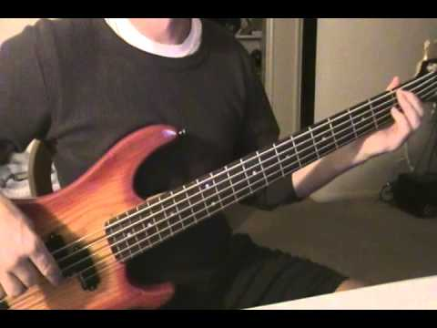 Bass cover for Taylor Swift
