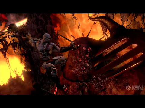 God of War III Launch Trailer