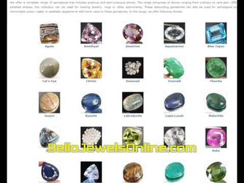 Loose Precious Gemstones Wholesale Amp Gemstone Jewelry