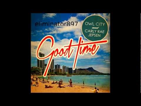 Owl City - Good Time Ft. Carly Rae Jepsen video