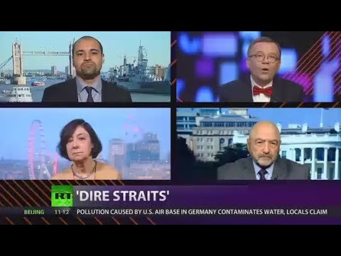 CrossTalk on Ukraine vs. Russia: Dire Straits
