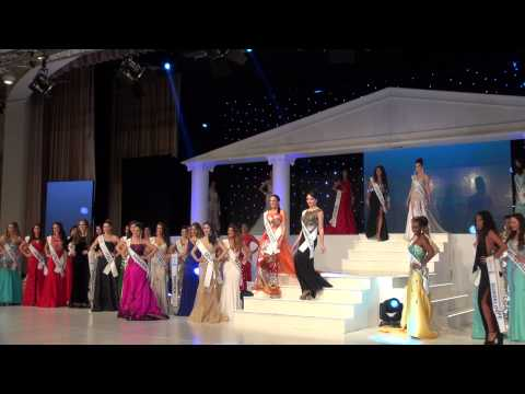 Miss Intercontinental 2014  - Video 2 of 4 -  Evening Gowns