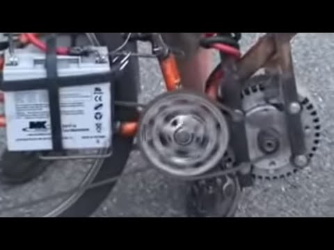 Fastest E-Bike on the planet