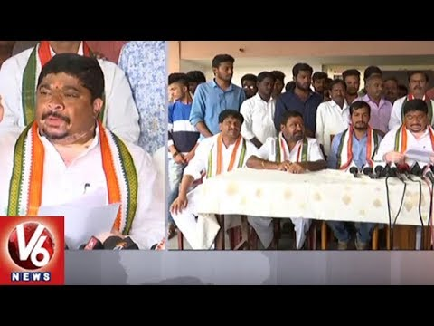Ex MP Ponnam Prabhakar Criticizes TRS Party Over Karimnagar Arts College Land | V6 News