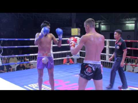 Toomas (Tiger Muay Thai) vs Denleypang (CherngTalay Muay Thai) @ Chalong Boxing Stadium 27/10/2015