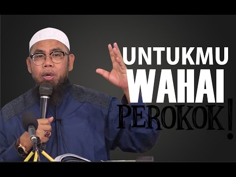 Video Singkat: Untukmu Wahai Perokok - Ustadz Zainal Abidin Syamsuddin, Lc