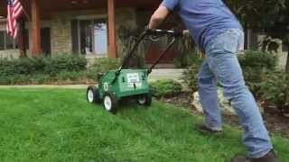 Billy Goat PLUGR® Aerators