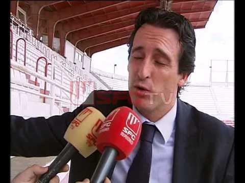 Unai Emery: