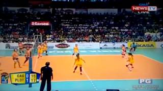 ALYSSA VALDEZ Spike Hard