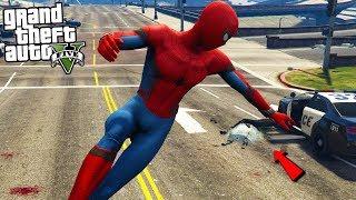 THE BEST SPIDERMAN MOD (NEW MOD) - GTA 5 Mods