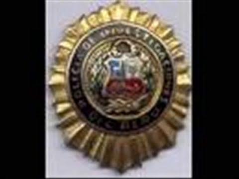 POLICIA DE INVESTIGACIONES DEL PERU - ROMOCION 1977 II.