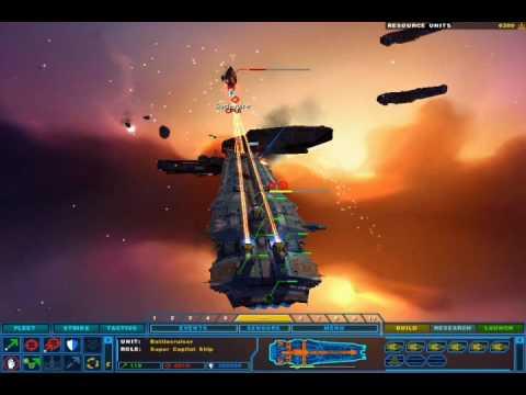Mods Homeworld 2 Homeworld 2 Battlecruiser Mod