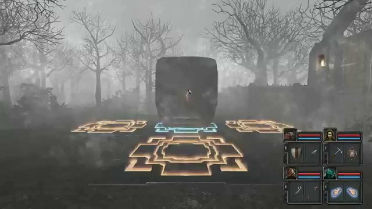 legend of grimrock 2 обзор