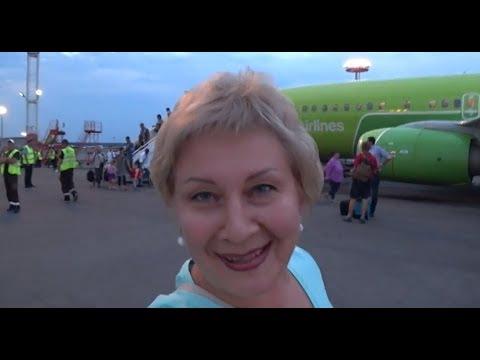 18 07 18  Улетаю! Куда? Смотрите! Новый аэропорт в Красноярске.