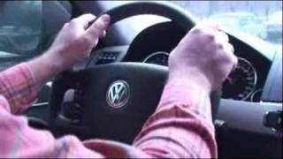 Тест-драйв Volkswagen Touareg [Бачинский и Стиллавин] 06.12.07