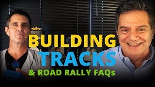 Building Tracks with Six-Figure Member & Road Rally FAQs