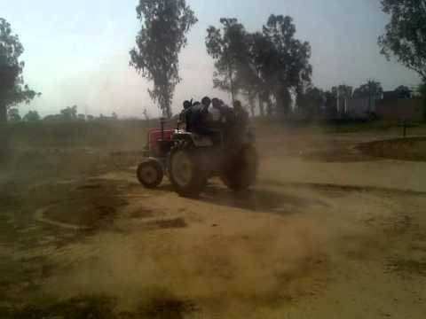 Tractor Stunt By Jatt Boys video