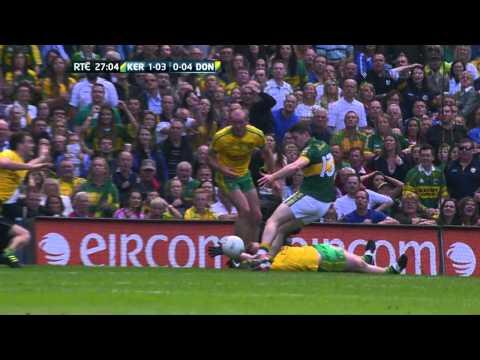 Kerry vs Donegal All-Ireland Senior Football Final 2014