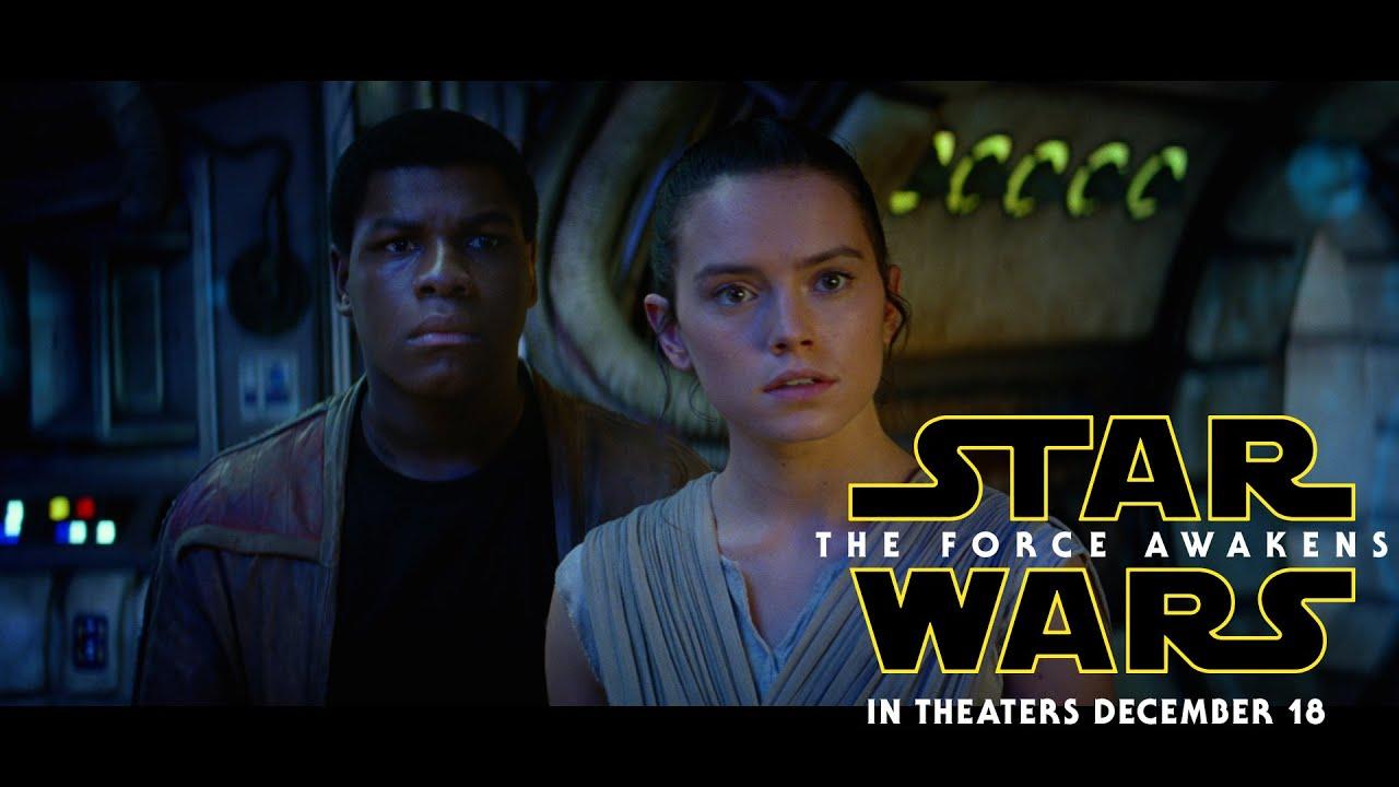 Nézze meg a Csillagok háborúja új előzetesét!