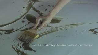 Advertising Student Assigment of MMTC JOGJA - Abstract batik