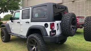 Lifted Trucks & Jeeps at Hopper Motorplex - McKinney, TX