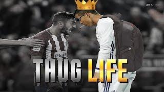 Cristiano Ronaldo ❯ Thug Life Compilation ▪ 2017 | HD