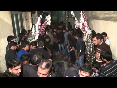 Aag Ka Matam 1435 Jafri Bhavnagar 2014 HD