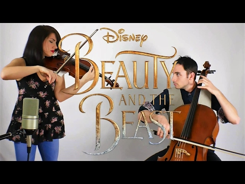 Beauty and the Beast Prelude (Disney cover) for violin and cello